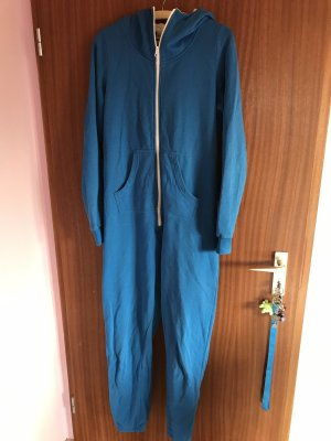 Blue Motion Onesie blue