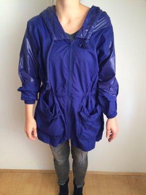 Blauer Parka von Stella mc Cartney für Adidas  Größe S in 100% Polyamid