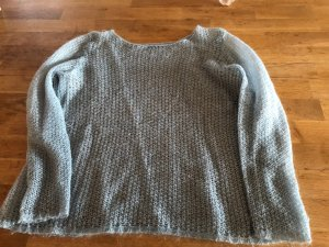 Marc O'Polo Coarse Knitted Sweater azure