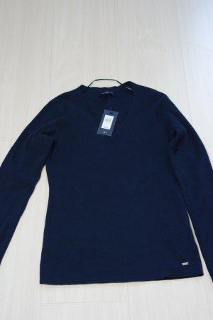 Blauer Pulli von Tommy Hilfiger, neu mit Etikett.