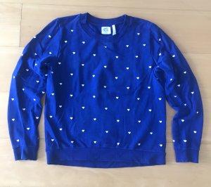 Blauer Pullover AntiBlue