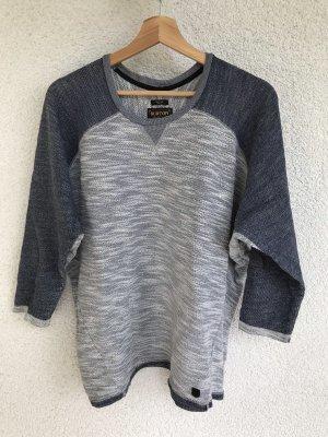 Blauer Pullover Burton