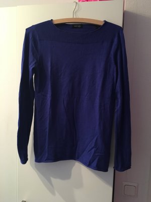 Blauer Pullover in 36
