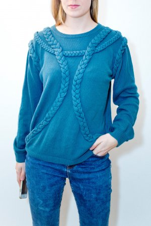 Knitted Sweater multicolored