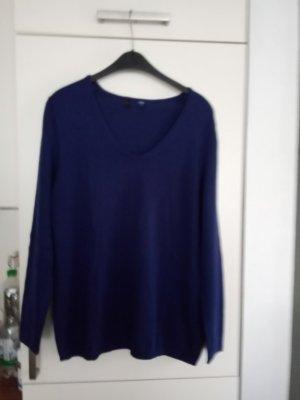 Blauer Pullover von Cecil Gr. L