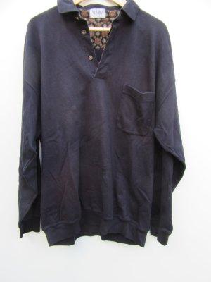 blauer Pullover von März Vintage Retro Gr. XXL