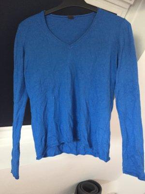 Blauer Pullover von S.Oliver Selection