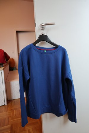 Blauer Pullover von United Colors of Benetton