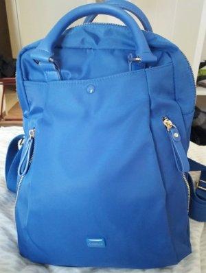 Carpisa Handbag neon blue