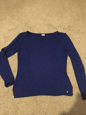 Esprit Maglione di lana blu