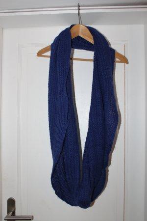 blauer Schlauchschal, Vero Moda