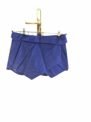 Blauer Skort von Zara
