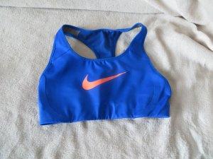 blauer Sport BH von Nike