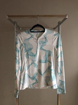 Sweat Shirt white-light blue