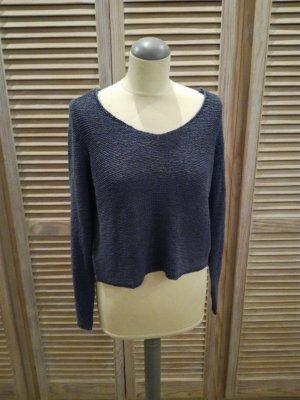 Only Sweater Dress steel blue