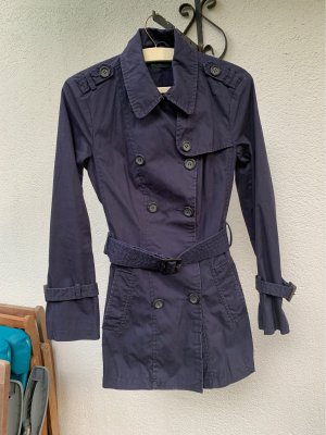 finest selection fd181 e03c2 Blauer Trenchcoat