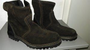 Blauer Winter boots donkerbruin