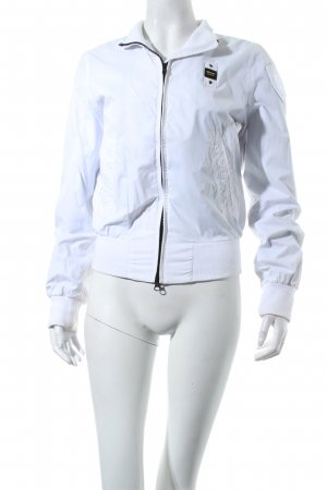 Blauer Between-Seasons Jacket natural white athletic style