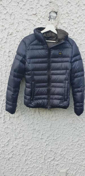 Blauer Down Jacket dark blue