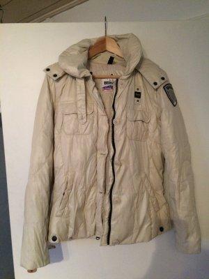 Blauer Winter Jacket cream