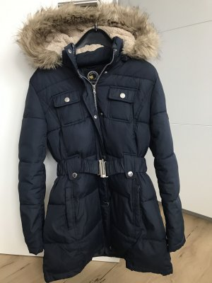 Halifax Winter Coat dark blue