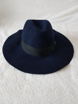 H&M Casquette bleu-bleu foncé