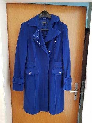 Apart Wool Coat blue