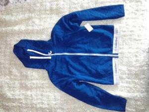blauer zip hoodie von Calvin Klein in M