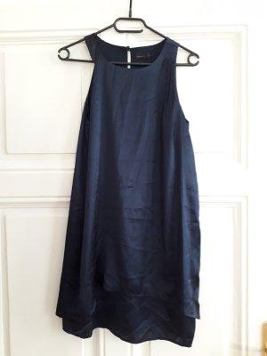 Blaues A-Linien Abendkleid, Gr. 36