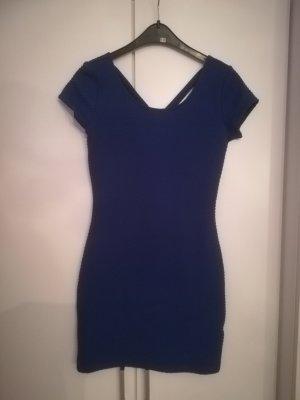 H&M Divided Robe de soirée bleu