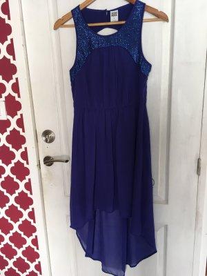 Blaues Abendkleid in XS bon Vero Moda