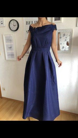 Blaues Abendkleid von little Mistress