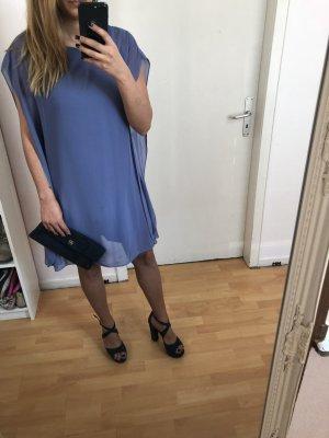 Blaues Abendkleid von P&C