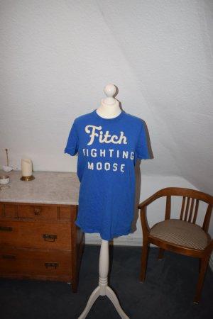 Blaues Abercrombie und Fitch Shirt aus der Männerabteilung