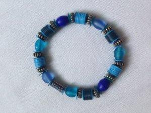 Blaues Armband von Konplott