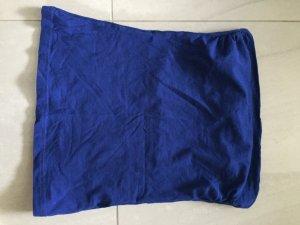 blaues Bandeautop H&M