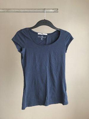 H&M Camiseta azul oscuro-azul