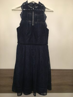 Laona Robe de cocktail bleu foncé