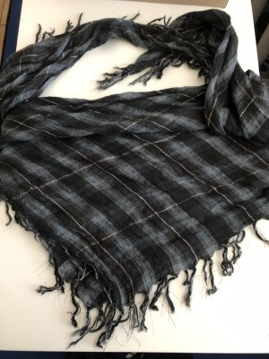 Fringed Scarf multicolored