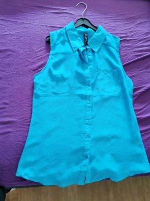 Blind Date Camicia a maniche corte azzurro