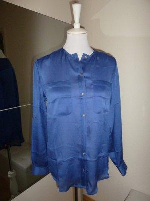 Blaues Hemd von Mango