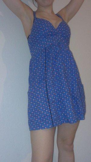 Blaues Hollister Kleidchen