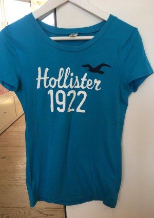 Blaues Hollister Shirt