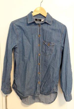 Blaues Jeanshemd von Urban Outfitters BDG