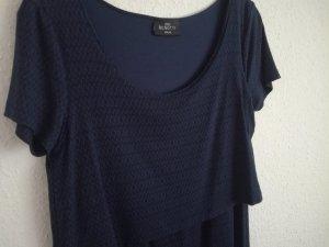 Blaues Kleid, Gr. 38