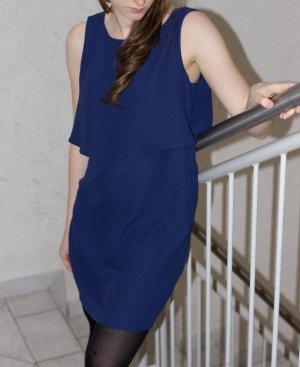 blaues Kleid in Gr. M / 38 von H&M für Weihnachts-/Silvester Party