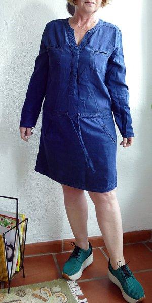Promod Jeansjurk blauw