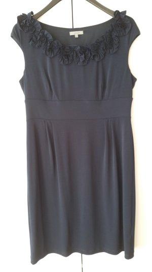 Blaues Kleid Montego