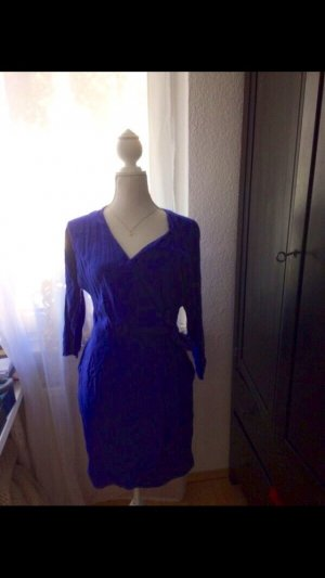 Blaues Kleid & Other Stories Wickelkleid M