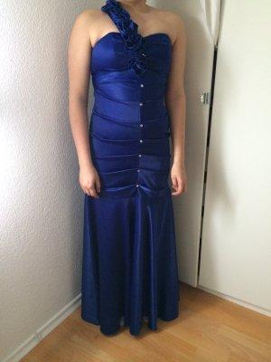 Blaues Kleid, sehr schön